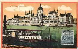 Pays Divers-hongrie - Ref 895 -  Budapest  Orszagliaz- Carte Bon état  - - Hongrie