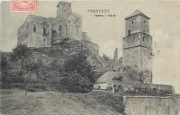 Pays Divers-hongrie - Ref 878 -trecsén  -  Varrom -ruine -château - Thème Châteaux -carte Bon état  - - Hongrie