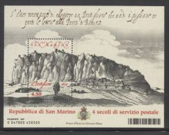 San Marino - 2007 Joan Blaeun Etsaus Block MNH__(THB-3990) - Blocks & Kleinbögen