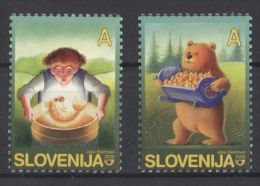 Slovenia - 2005 Folk Tales MNH__(TH-12471) - Slovénie