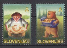 Slovenia - 2005 Folk Tales MNH__(TH-12471) - Slovenia