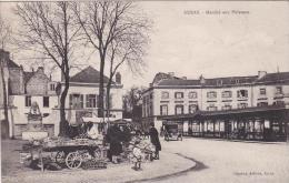 Marche Aux Poissons Arras France Postcard (F4720) - Arras