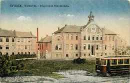 Pays Divers-hongrie - Ref 864 -  Ujvidek -közkorhaz - -tramway - - Hongrie