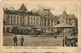 Pays Divers-hongrie - Ref 863 -  Ujvidek - Neusatz . -hôtel Mayer -  Carte Bon état  - - Hongrie