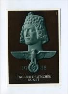 1938 3. Reich Sonderkarte / Privatganzsache Haus Der Dt. Kunst PP 127 C33 - Germany