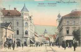 Pays Divers-hongrie - Ref 861 -brasso - Kronstadt -une Rue -  Carte Bon état - - Hongrie