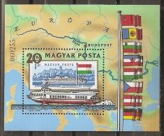 HUNGRÍA 1981 - Yvert #H156 - MNH ** - Hungría