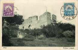 Pays Divers-hongrie - Ref 852- Pecs - Tettyei Romok - Ruine  -  Carte Bon état - - Hongrie