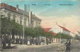 Pays Divers-hongrie - Ref 849  Detta - Fö-utca -   Carte Bon état  - - Hongrie