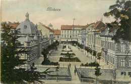 Pays Divers-hongrie - Ref 841 -   Miskoics - Miskoic -vue D'une Place - Carte Bon état  - - Hongrie