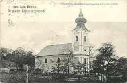 Pays Divers-hongrie - Ref 840 -  Sajoszentpéter - Templom - Carte Bon état  - - Hongrie