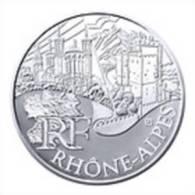 Pièce 10 € COLLECTION REGION 2011--RHÔNE-ALPES-- - France