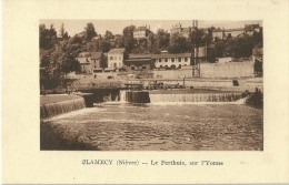 Clamecy Le Perthuis Sur L Yonne - Clamecy