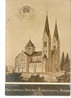 KOLLEKTION HANS PASCHER  ARCHITEKT TRSAT FIUME WALLFAHRTS KIRCHE 1905 - Kirchen U. Kathedralen