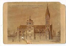 KOLLEKTION HANS PASCHER  ARCHITEKT WALLFAHRTS KIRCHE TRSAT FIUME   FOTO - Kirchen U. Kathedralen