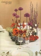 CONNAISSANCE DES ARTS N° 185 -ARENENBERG/CHAGALL & ICONES/POTS-POURRIS/SENLI S/FLEURS S/TABLE/BARBIZON/S.A.E REAL/BUGATT - Art