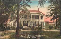 Pays Divers- Etats Unis -usa -ref A275- Geo Mc Connell Residence -urbana -ohio   -postcard In Good Condition - - Non Classés