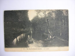 """LA FERTE SAINT AUBIN  """"le Cosson""""  (45240) - La Ferte Saint Aubin"""