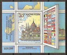HUNGRÍA 1983 - Yvert #H166 - MNH ** - Hungría
