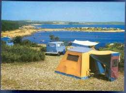 VW-Bus In PULA (Kroatien), Premantura, Camping - Jugoslawien