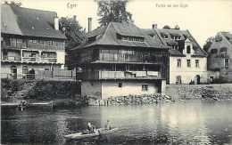 Pays Divers- Hongrie - Ref 819- Eger -   Carte Bon état - - Hongrie