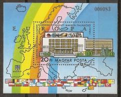 HUNGRÍA 1983 - Yvert #H171 - MNH ** - Hungría