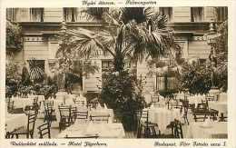 Pays Divers- Hongrie - Ref 818  -  Budapest - Hôtel  Jägerhorn -   Carte Bon état - - Hongrie
