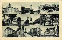 Pays Divers- Hongrie - Ref 814  - Nagykanizsa - Carte Multivues   -   Carte Bon état - - Hongrie