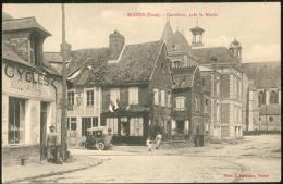 Ecouis - Carrefour, Près De La Mairie - France