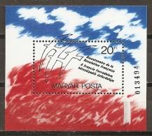 HUNGRÍA 1989 - Yvert #H204 - MNH ** - Hojas Bloque