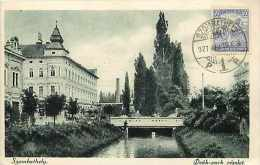 Pays Divers- Hongrie - Ref 809 - Szombathely   -  Deak-park Rézzlet  - Carte Bon état   - - Hongrie