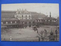 CPA Dijon (21) - La Gare - Dijon
