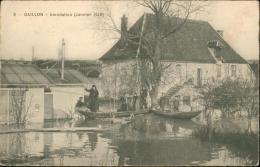 Gaillon -  Inondation (janvier 1910) - France