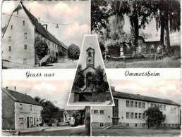 Allemagne - Gruss Aus Ommersheim - Mandelbachtal - Saarpfalz-Kreis