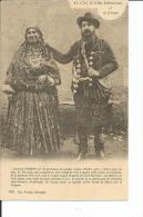 CHEF TRIBU CHARLES CORRET  AVEC SA FEMME  GROS PLAN TIRAGE 1900 - Sin Clasificación