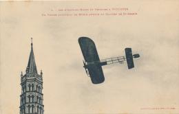 TOULOUSE- AVIATION -  Un Virage Audacieux De Morin - Toulouse
