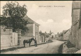 Jouy-sur-Eure - Rue Principale - France