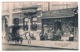 Soignies - Quincaillerie Générale - 74, Rue De La Station - Soignies