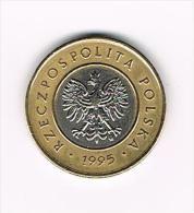 .. POLEN  2 ZLOTE  1995 - Pologne
