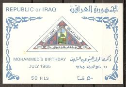 IRAK 1965 - Yvert #H8 - MNH ** - Irak