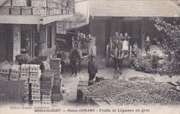 Bessancourt - MAISON JOMARD : Fruits Et Légumes En Gros - Verkopers