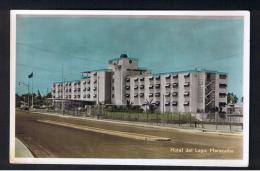 RB 943 - Real Photo Postcard - Hotel Del Lago - Maracaibo Venezuela - Venezuela