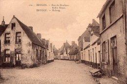 "BRUGES "" Rue Du Rouleau"" - Belgien"