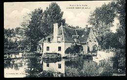28 SAINT PREST / Moulin De La Roche / - Autres Communes