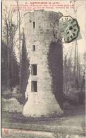 MARCOUSSIS - Ruines Du Château De Marcoussis - Autres Communes