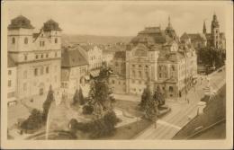 Košice, Národné Divadlo  (2 Scans)  Ganzsache - Slowakije