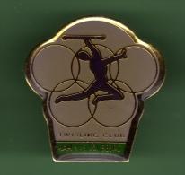 TWIRLING *** CLUB HAMS SUR VARSBERG *** (308) - Gymnastique