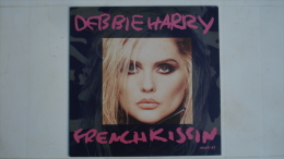 Maxi 45T Deborah HARRY (ex BLONDIE) : French Kissin´ - 45 T - Maxi-Single