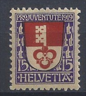 MZ--482.  N° 175,  Cote 7.00 €,  *  ,  LIQUIDATION - Svizzera