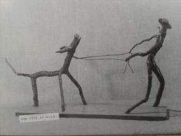 52 - PREZ Sous LAFAUCHE - Le Zoo De Bois - Les Branches Naturelles D´Emile Chaudron (Une Tête De Mule...). - Autres Communes